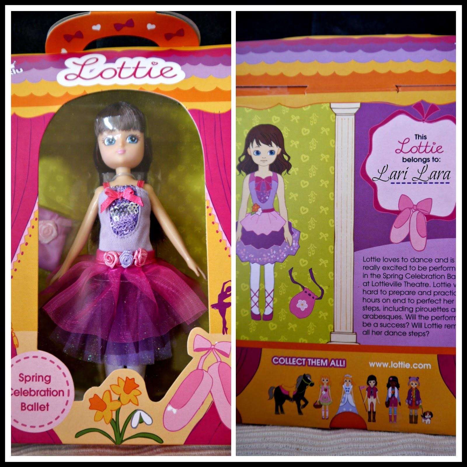 Lottie Puppe von Arklu