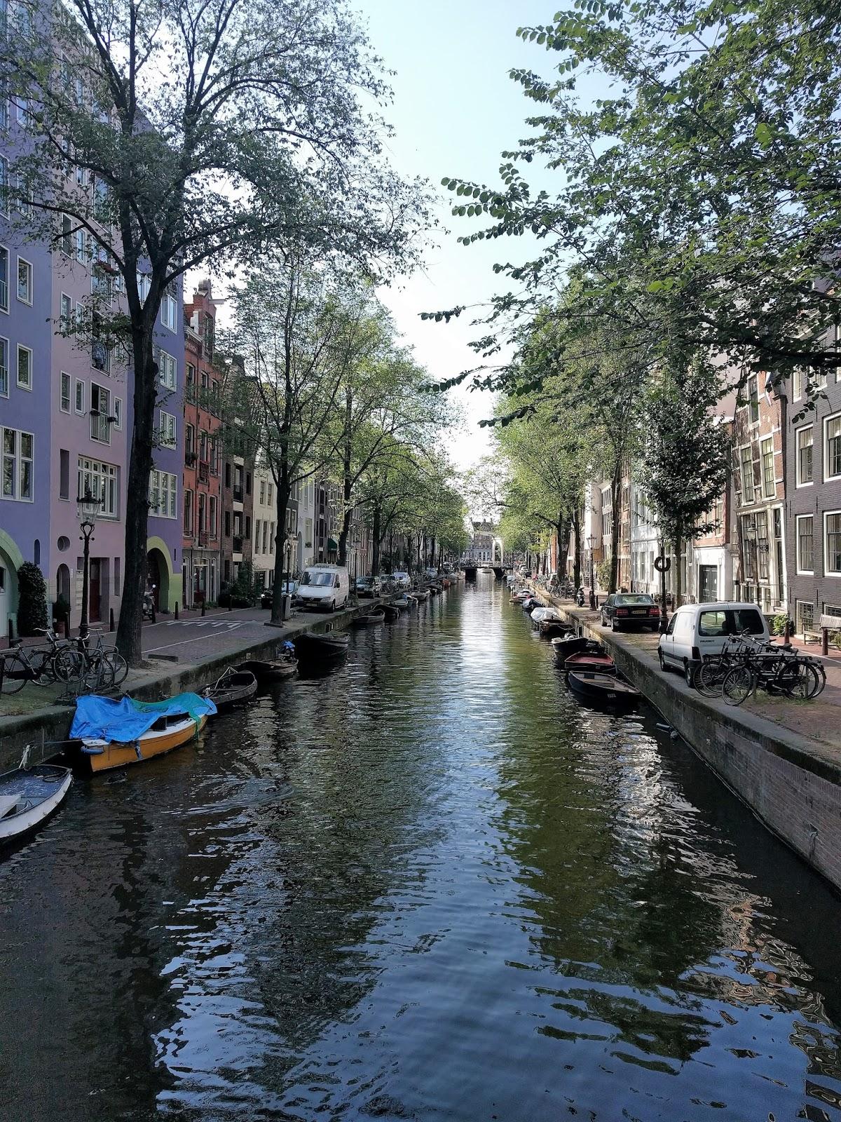 Reisen mit Kindern nach Amsterdam