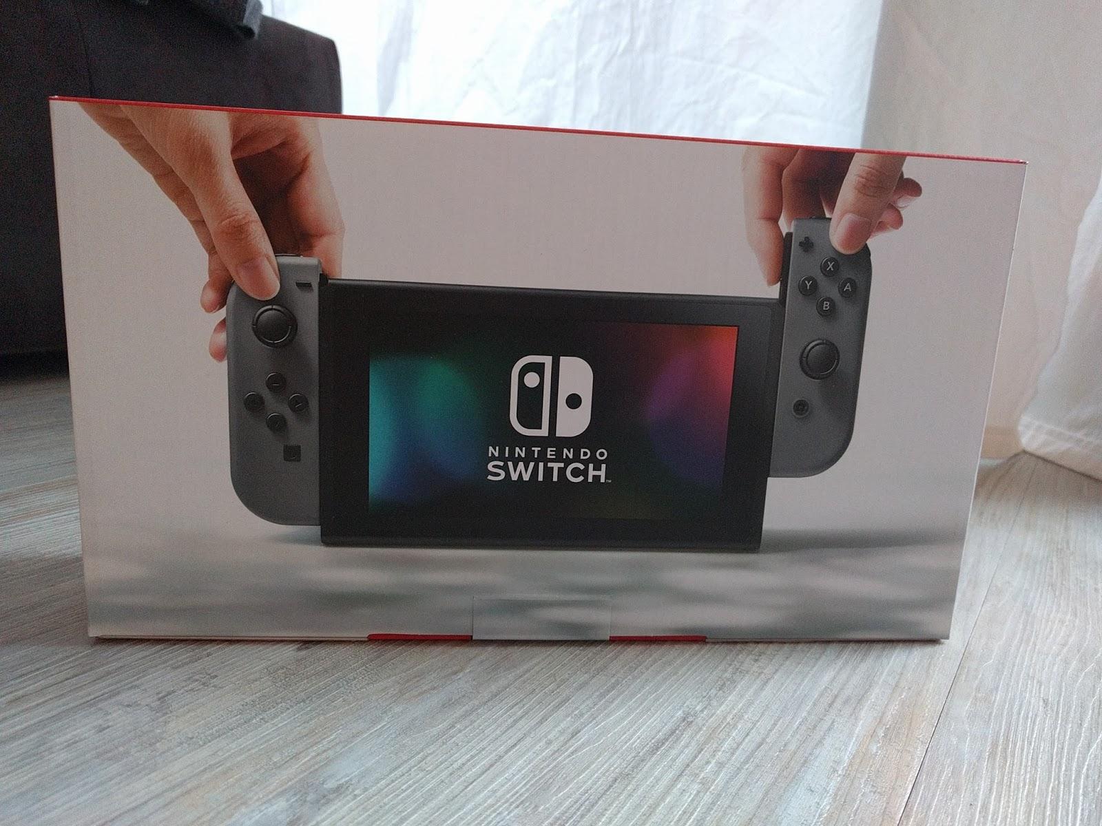 Gaming mit Nintendo Switch
