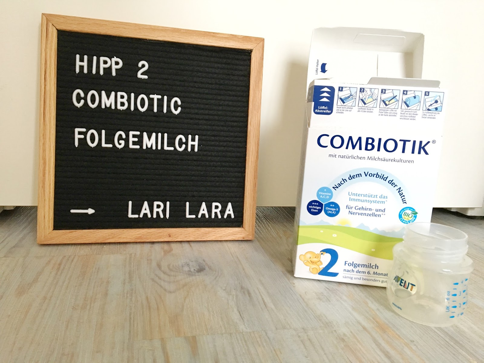 Babynahrung Hipp 2 Combiotic Folgemilch