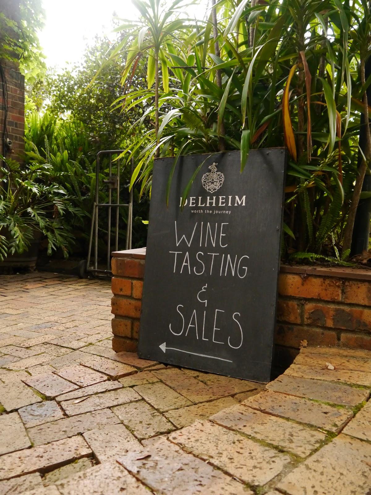 Winetour in Stellenbosch