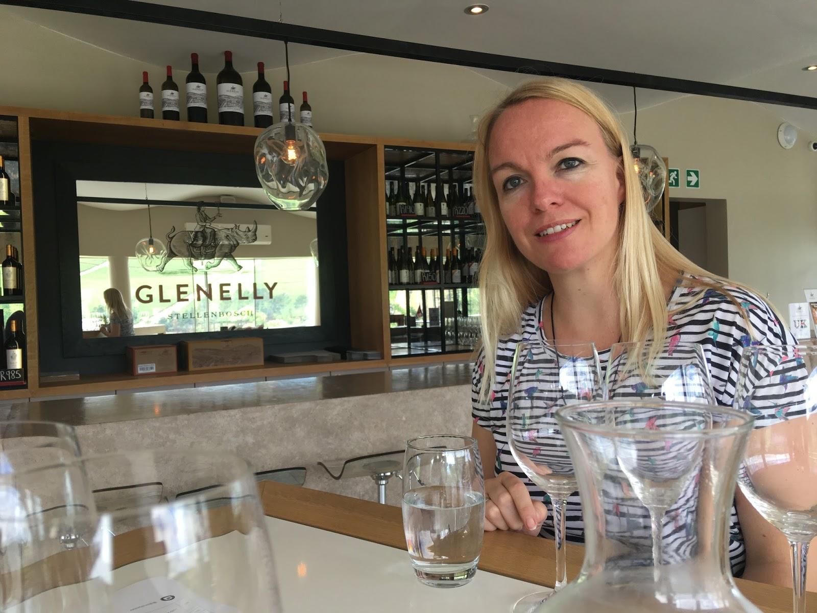 Weinverkostung in Stellenbosch Südafrika