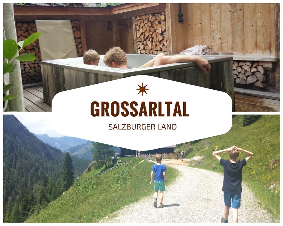 Großarltal im Salzburger Land