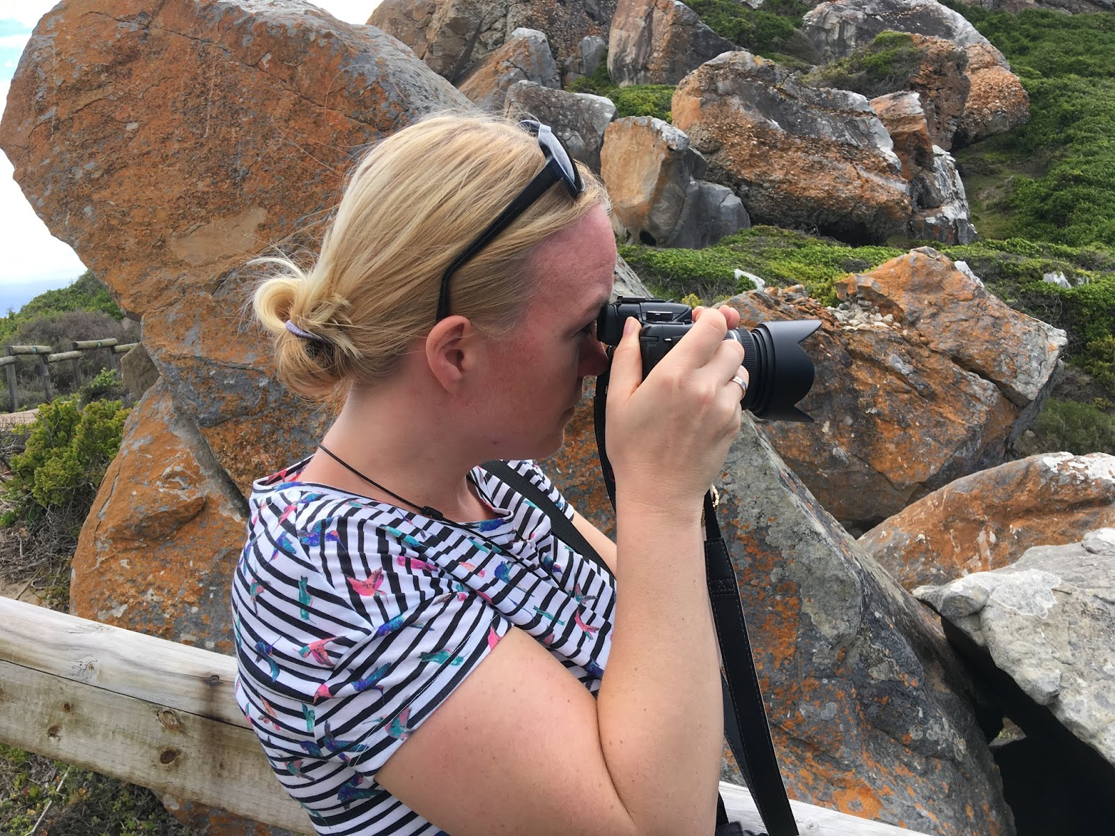 Fotografieren entlang der Garden Route