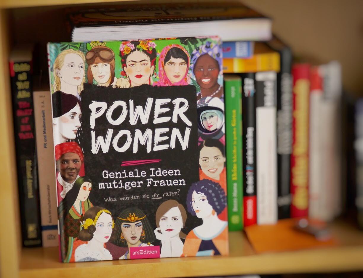 Geniale Ideen mutiger Frauen