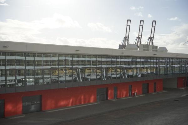 Terminal Kreuzfahrt Hamburg