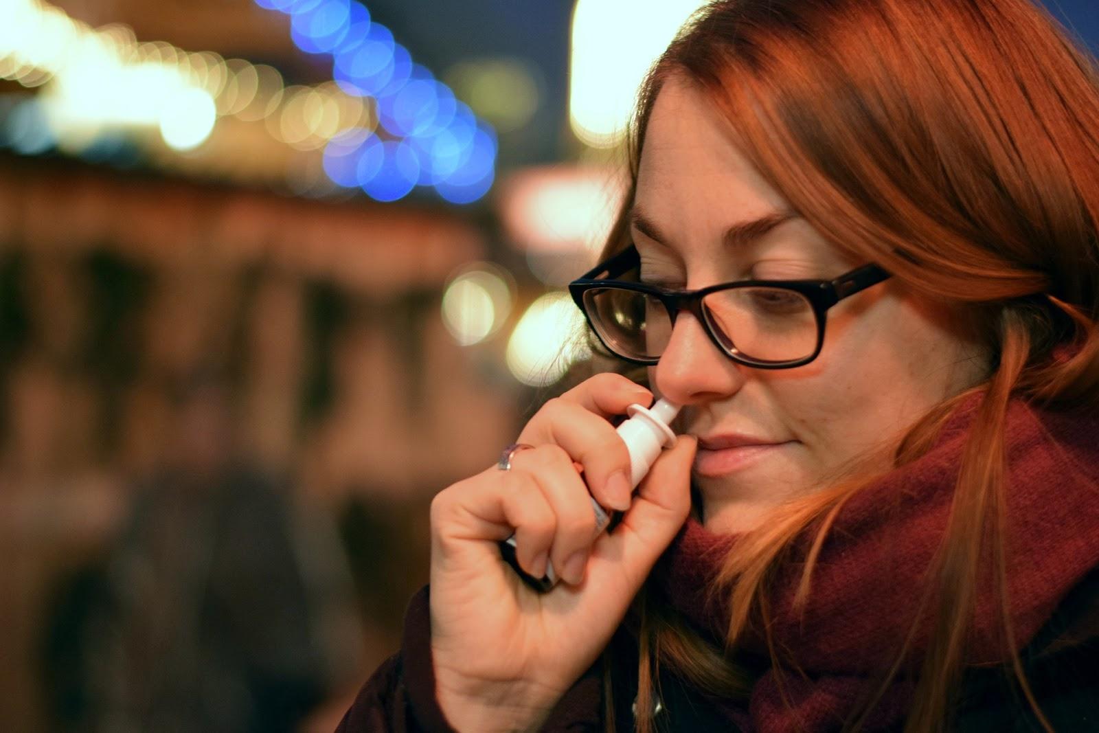 algovir Nasenspray hilft zur Vorbeugung von Erkältungsviren