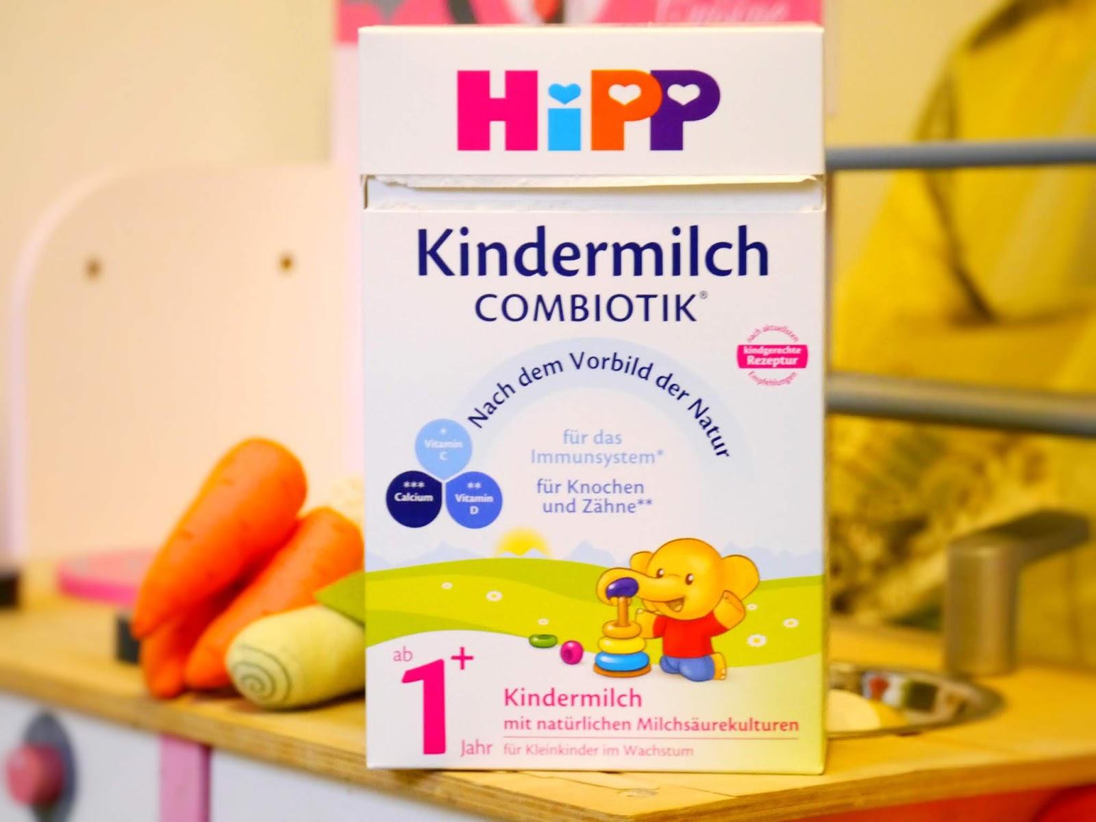 Kindermilch für eine gute Versorgung mit Vitamin D