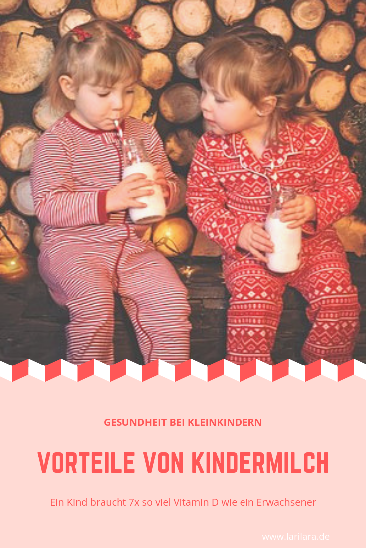 HiPP Kindermilch Combiotik hat viel Vitamin D