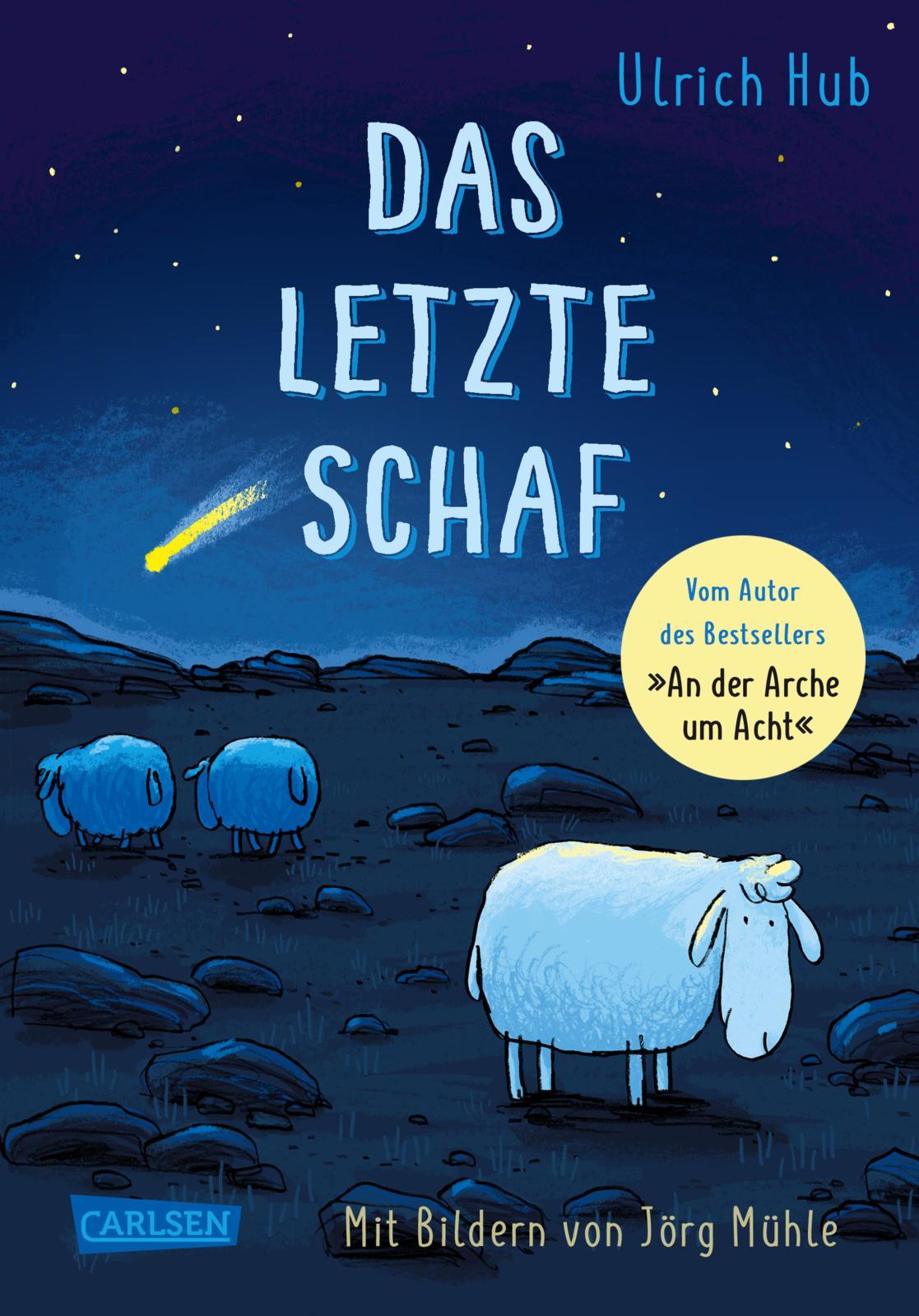 Carlsen Verlag: Das letzte Schaf