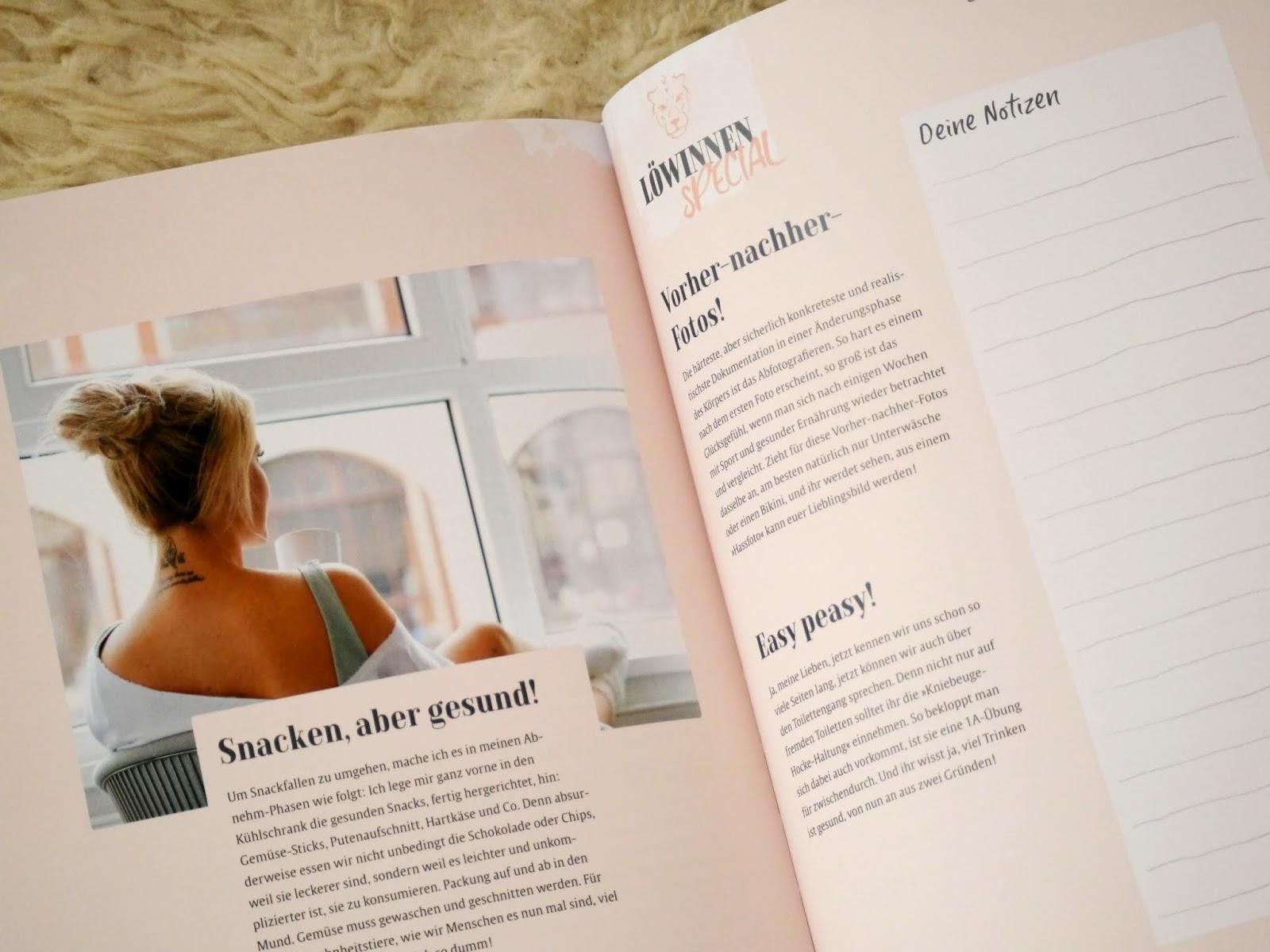Löwinnen-Power - ein Buch für Frauen, die in Form kommen wollen