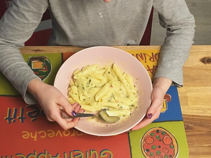 Gerichte von apetito für Kinder mit Glutenunvertraeglichkeit