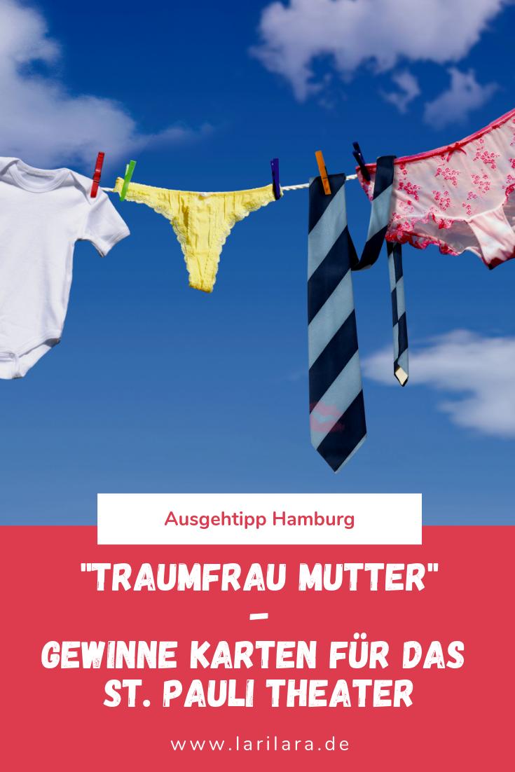 "St. Pauli Theater Hamburg zeigt ""Traumfrau Mutter"""
