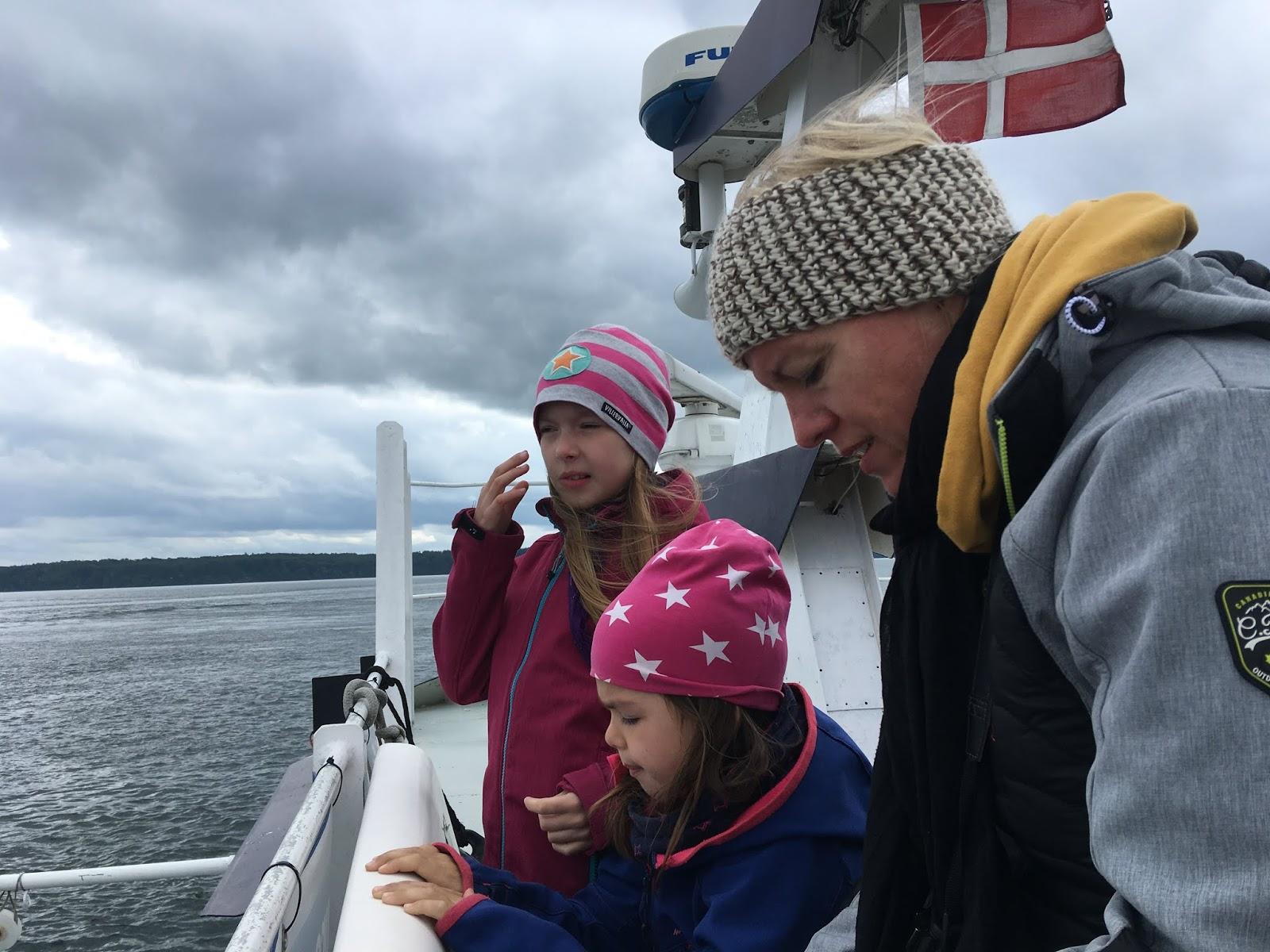 Familienreise am Kleinen Belt