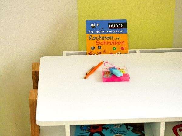 Der perfekte Schreibtisch zur Einschulung