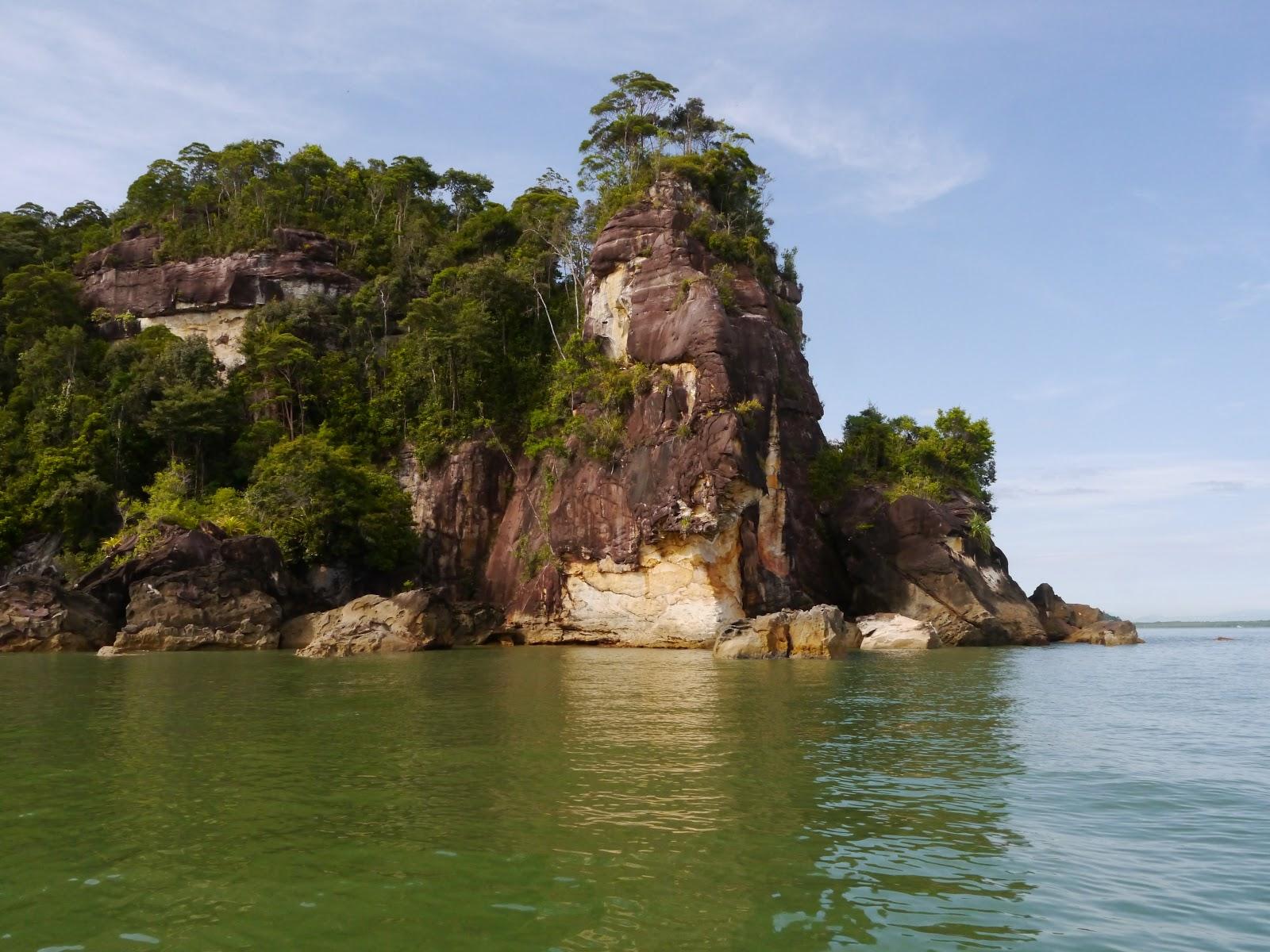 Nationalpark in Borneo