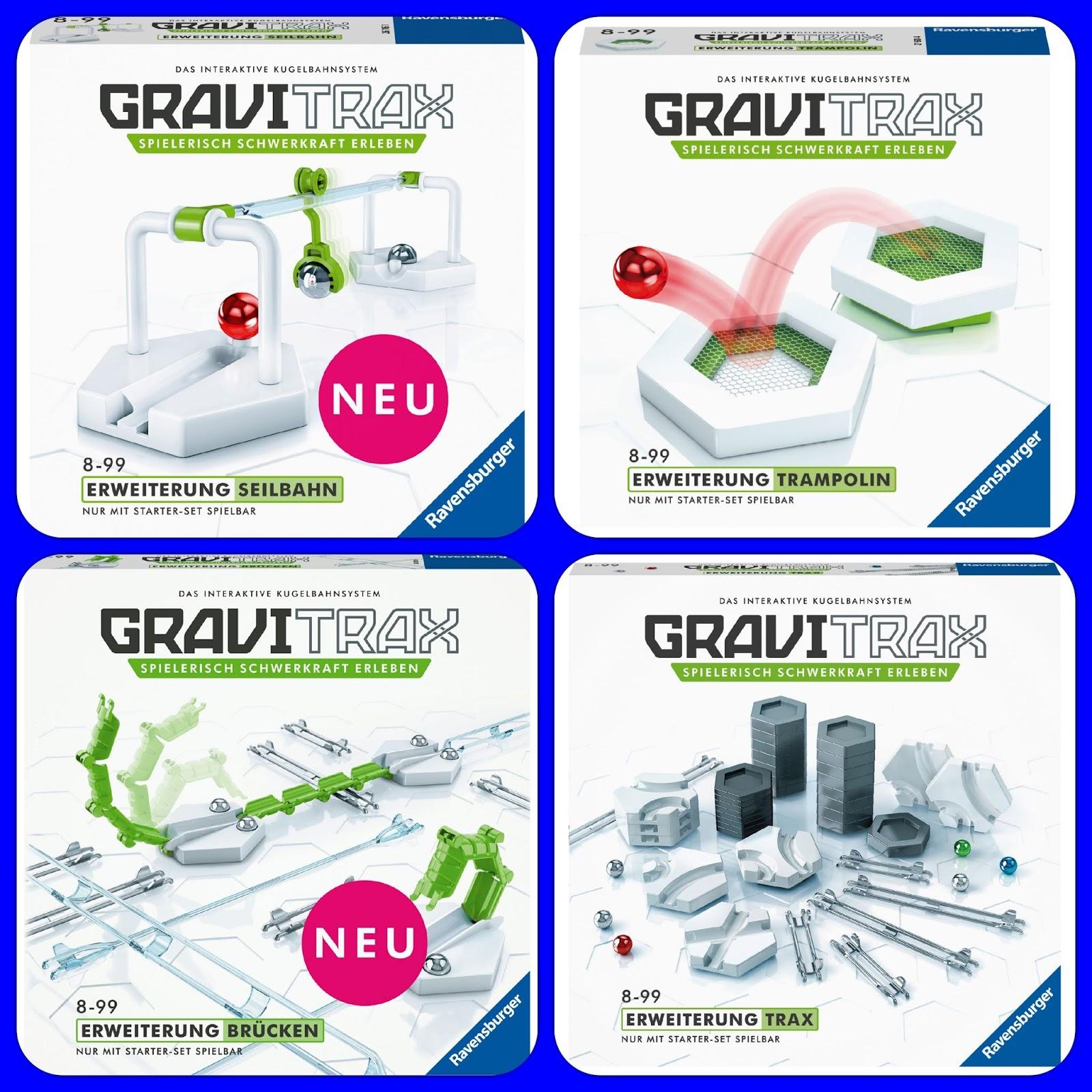 GraviTrax Starterset und Erweiterungen