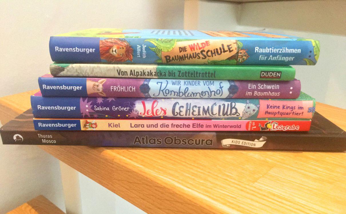 Top 10 Kinderbücher