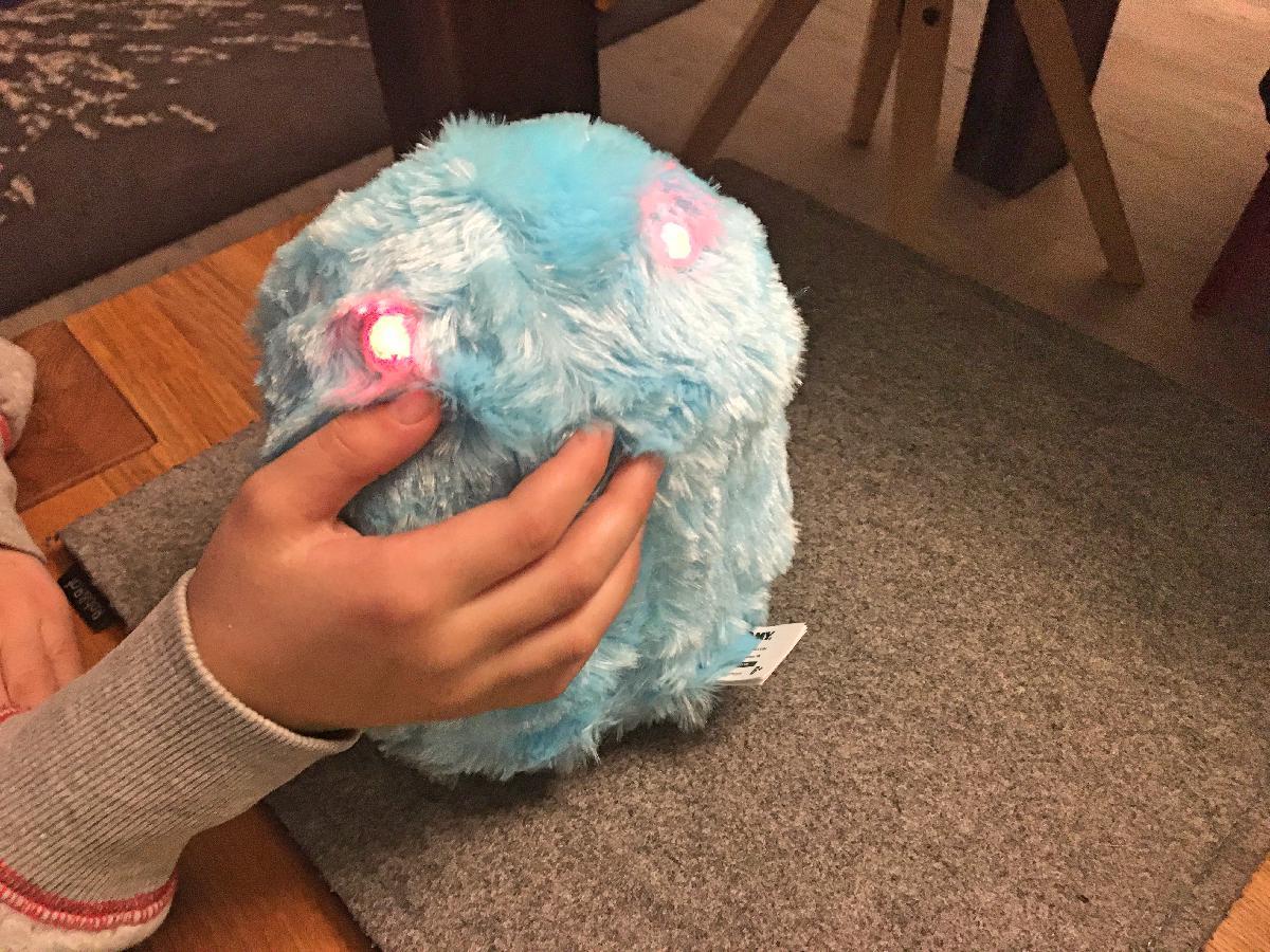 Robotertechnik trifft Kuschelfaktor