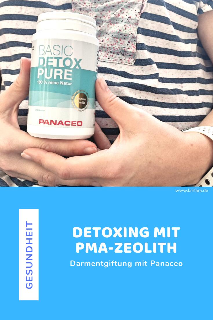 Panaceo Basic Detox Pure Kapseln