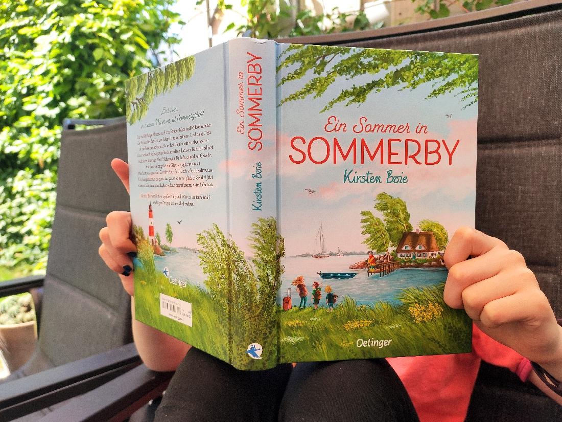 Buch für Kinder ab 10 Jahre: Ein Sommer in Sommerby