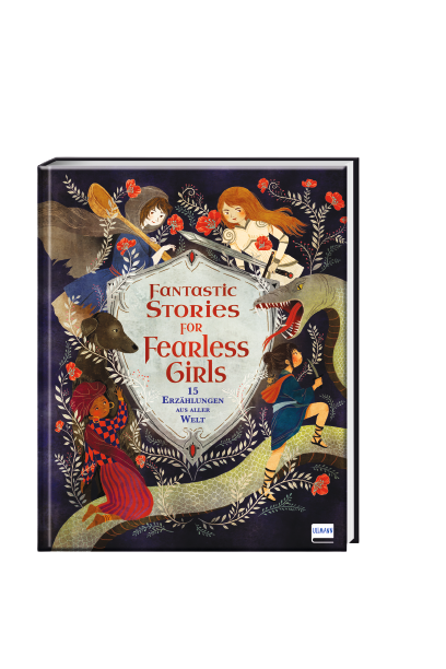 Fantastic Stories for Fearless Girld