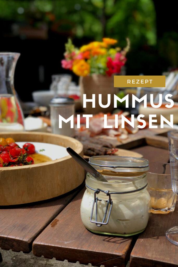Hummus mit Linsen