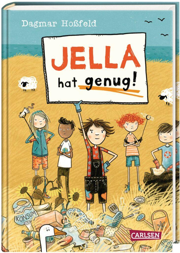 Jella hat genug. Kinderbücher ab 10 Jahren.