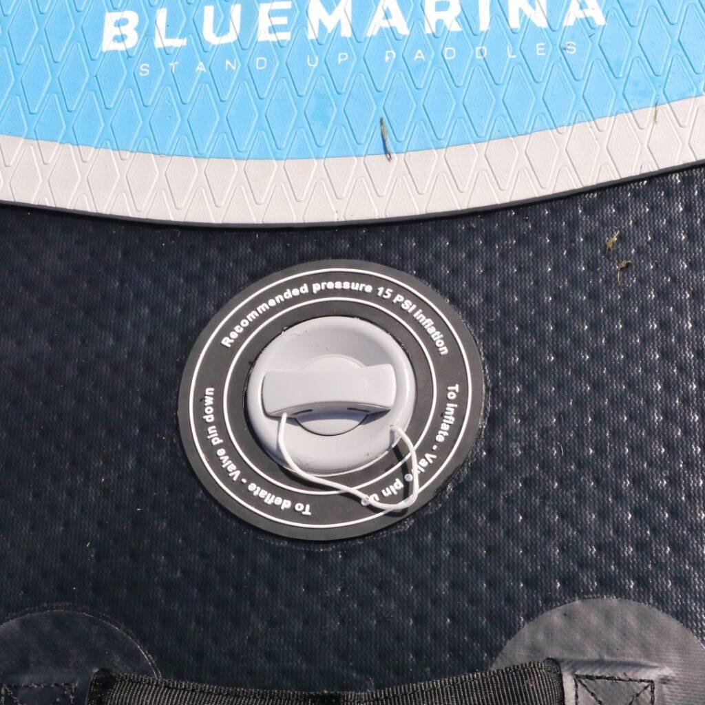 SUP Board Luftventil