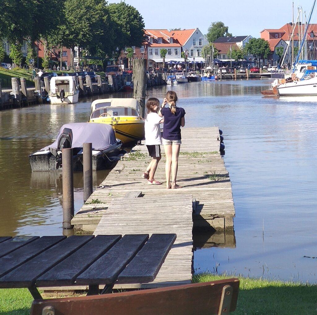 Urlaub in Tönning, Nordfriesland