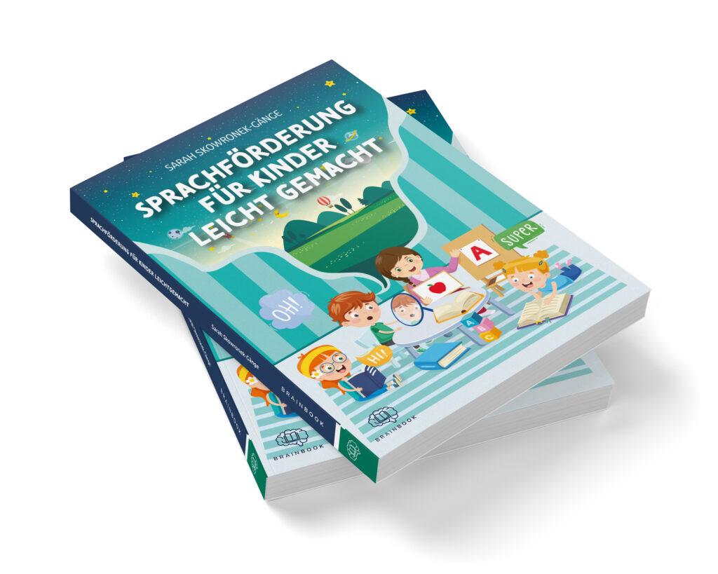 Buch zur Sprachförderung bei Kindern