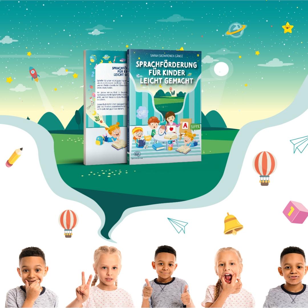 Buch Sprachförderung bei Kindern