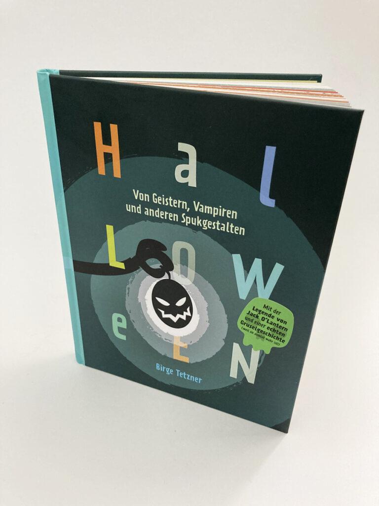 Kinderbuch Halloween ab 10 Jahre